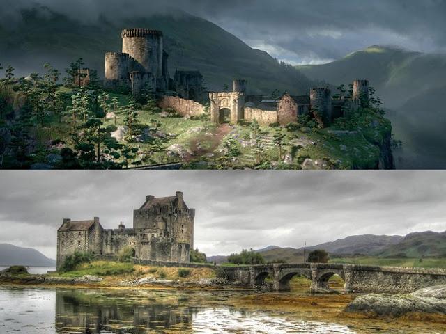SCOTLAND AND BRAVE