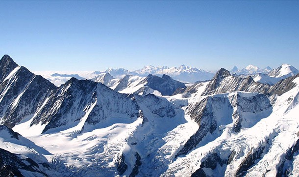 THE ALPS, EUROPE