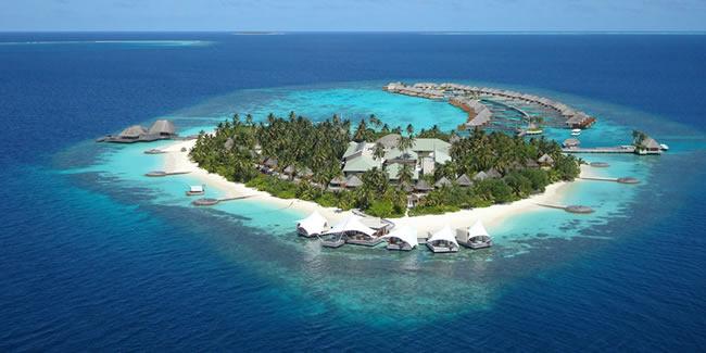 THE MALDIVS