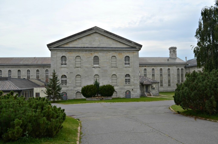 EXPLORING THE KINGSTON PENITENTIARY