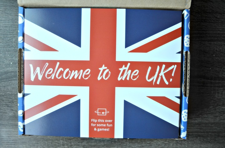 UNIVERSAL YUMS | TRYING SNACKS FROM THE UNITED KINGDOM