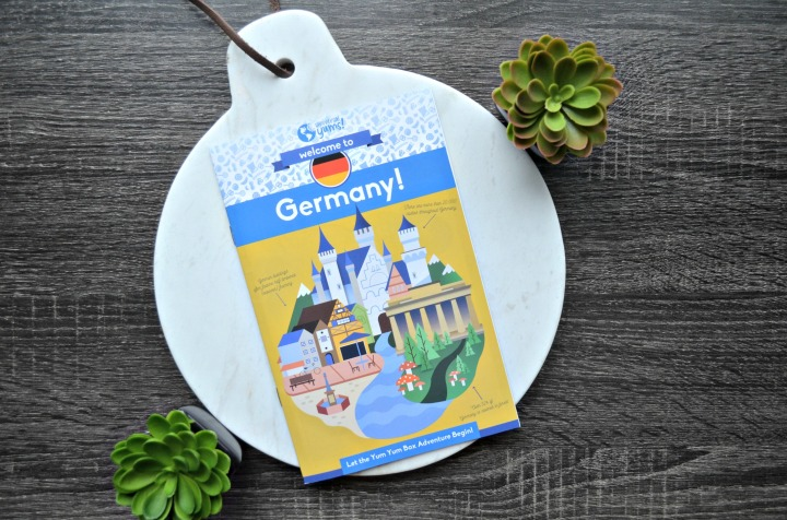 UNIVERSAL YUMS | TRYING SNACKS FROMGERMANY