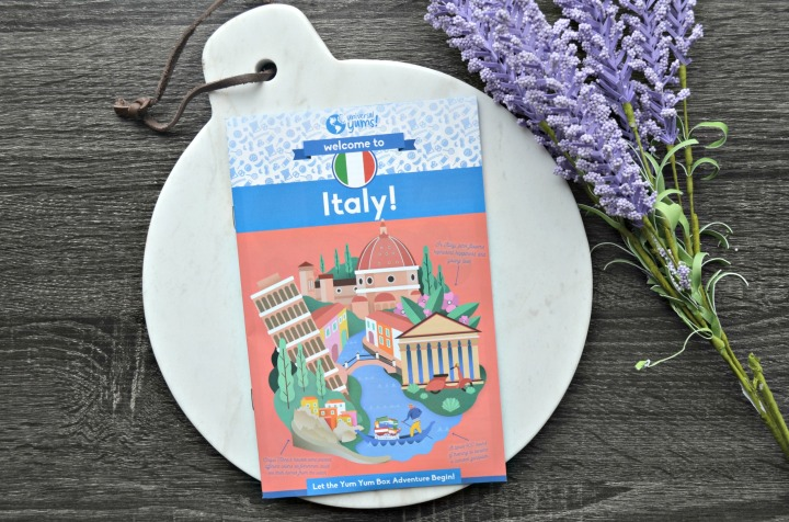 UNIVERSAL YUMS | TRYING SNACKS FROMITALY